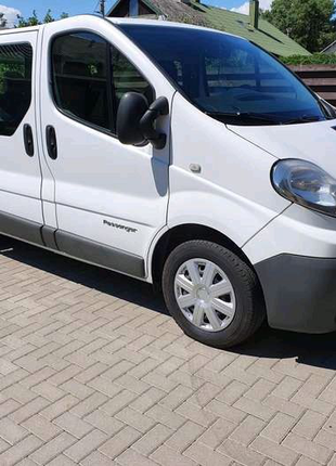 Renault Trafic пассажир