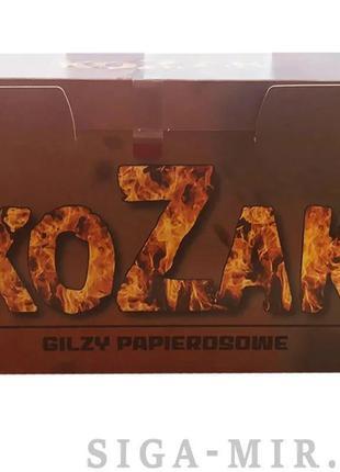 Гильзы для набивки сигарет KOZAK 500 штук