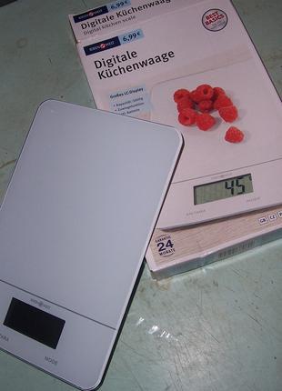 Цифровые кухонные веса до 5 кг Ideen welt