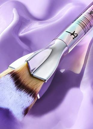 Кисть для макияжа - it cosmetics limited edition star brush