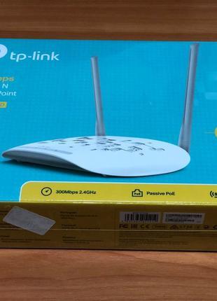 Продам беспроводную точку доступа TP-LINK TL-WA801ND