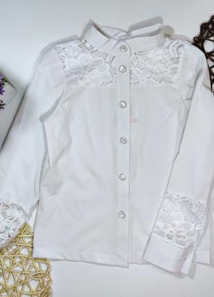 Нарядная блузка