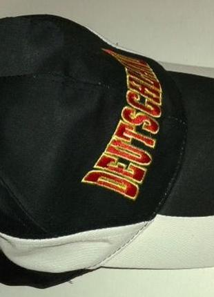 Брендова кепка бейсболка bodytec deutschland [німеччина] (шапка)