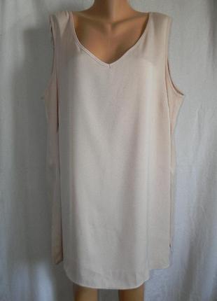 Новая блуза очень большого размера