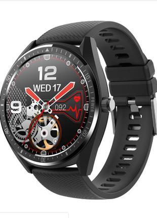 Смарт умные фитнес часы KW33