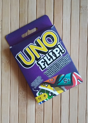 UNO flip! Уно флип двойная карточная игра