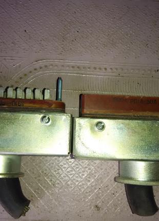 Разъем РП 14-30л и РП 14-16л комплект вилка - розетка