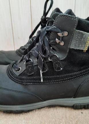 Зимние термо  ботинки dunham