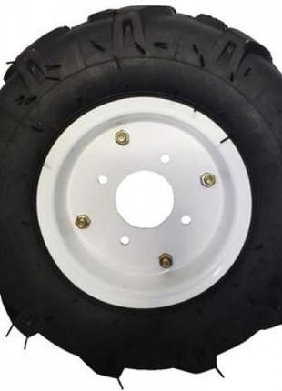 Пневматичні колеса 4,00х8 (покришка 4 кулі) 1 шт HYUNDAI W 1050