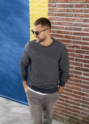 Стильный мужской свитер пуловер кофта размер 52 54 l livergy г...
