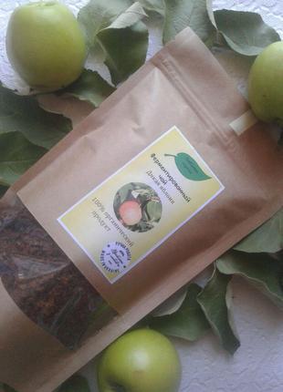 Ферментированный чай дикая яблоня