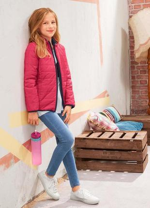 Двусторонняя куртка, ecorepel®. германия. размер 122-128