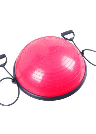Балансировочная платформа Sport Shiny Bosu Ball 60 см SS6037-2