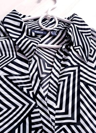 Шифоновая блуза МЕXX.