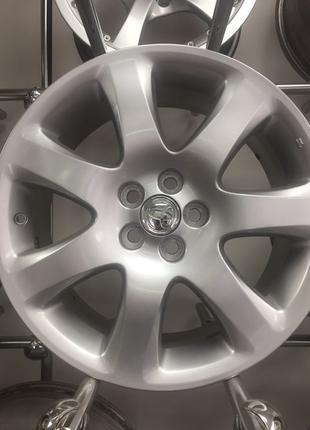 Диски R17 Toyota 5*100 7j et45 4шт оригінали