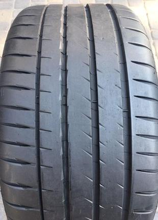 Шини б/у Michelin Pilot Sport 4S 275/40 ZR19 (7mm, літо)