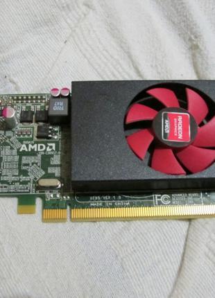 видеокарта Dell radeon PCIe, 1gb