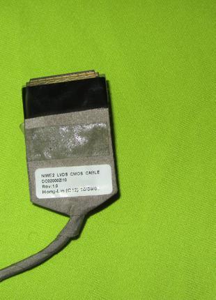 Шлейф матрицы DC02000ZI10 NIWE2 LVDS Lenovo G560 G565 Z560 Z565