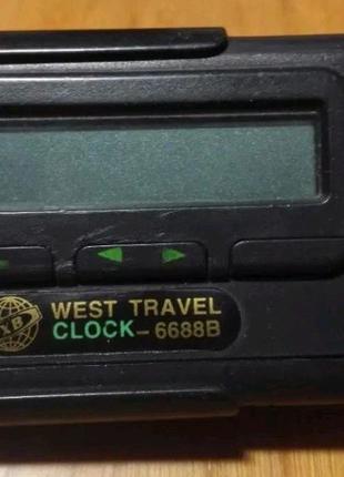 Часы электронные карманные переносные