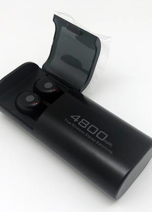 Беспроводные наушники Wi-pods F9 S11 Pro С кейсом-Powerbank