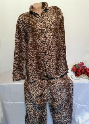 Женская пижама большой размер