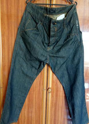 Новые мужские джинсы firetrap,размер l,xl