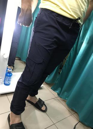 Хит 2019 🔥мужские спортивные штаны плащевка under armour