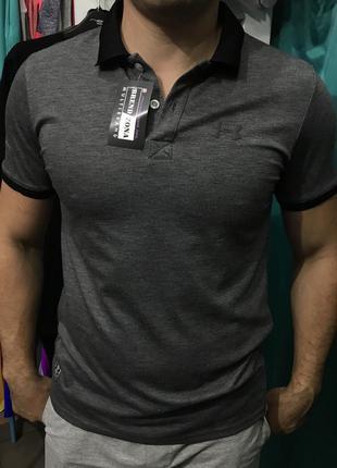 Мужская футболка поло ундер