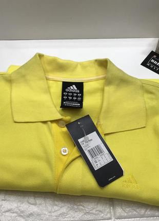 Мужская футболка поло 👕 adidas