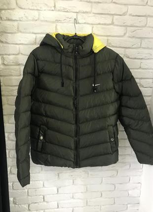 Мужская тёплая куртка nike