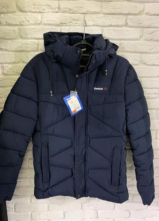 Мужской зимняя куртка reebok