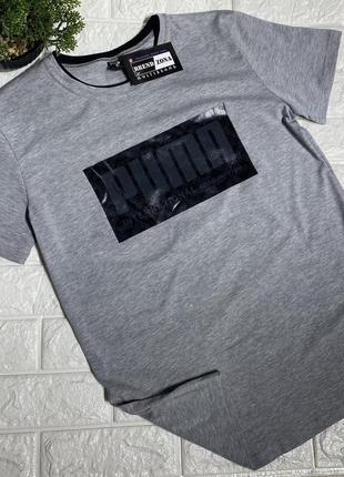 Мужская футболка в стиле puma 🖤