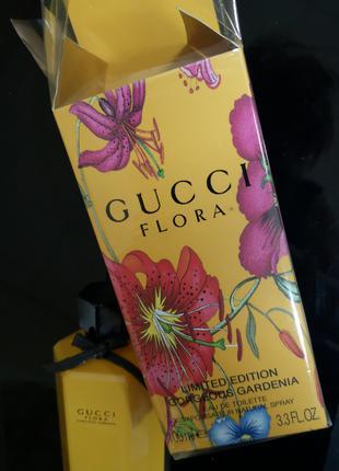 Оригинальные духи gucci flora