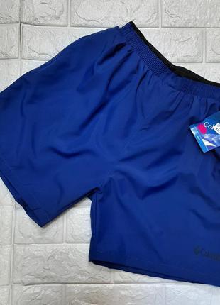 Мужские пляжные болоневые шорты columbia