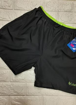 Мужские болоневые пляжные шорты columbia