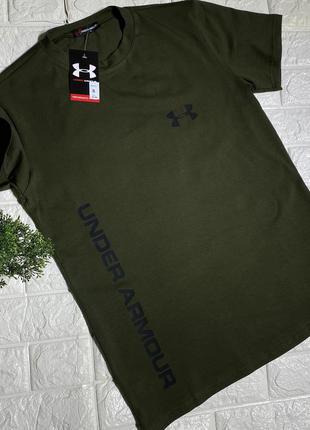 Мужская футболка under armour