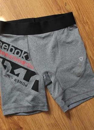 Reebok crossfit compression шорты