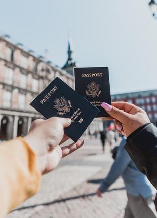 Авіаквитки за кордон, Авиабилеты за границу, Білети, Билеты