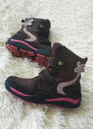 Ботинки сапоги тёплые водонепроницаемые дышащие lamino tex для...