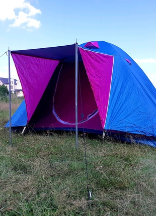 Палатка 2місна.  Iglu 2.