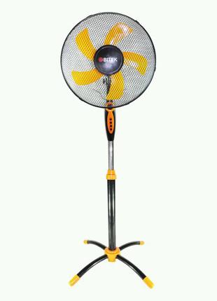 Вентилятор Bitek BT-1630 Черный