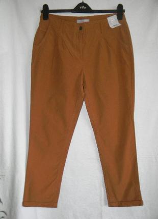 Легкие натуральные брюки