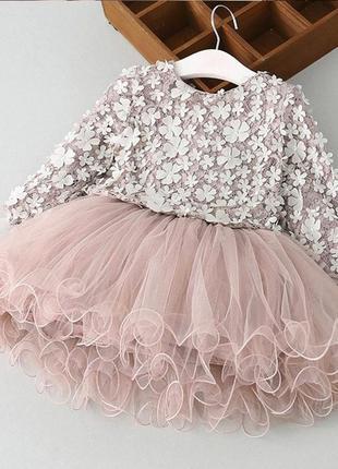 💦невероятно красивое нарядное платье