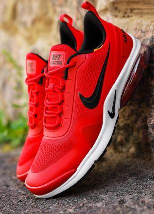 Кросівки nike air presto r9 red кроссовки