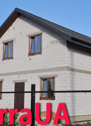 ПРОДАМ новий Будинок 135 кв. м. в с. Гнідин (Гнедин) біля Річки