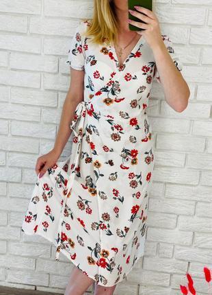 Натуральное штапельное, котоновое платье, в наличии расцветки ...