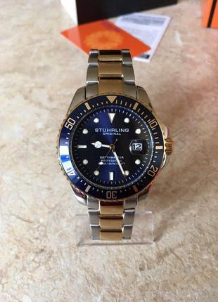 Наручные часы Stuhrling Original Швейцарский бренд Оригинал