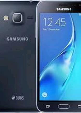 Samsung J320 Duos Black + Защитное стекло+Бампер+Доставка НП Д