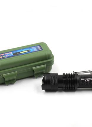 Фонарик Bailong Police BL-8468-525 usb micro charge