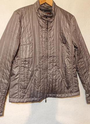 Женская легкая демисезонная куртка, l-xl наш 48-50-52р
